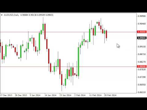 AUD/USD Technical Analysis for February 24, 2014 by FXEmpire.com