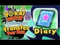 How To Transfer Data To Yo-kai Watch 2 Psychic Specters! [Nintendo 3DS]