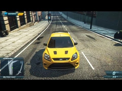 Need for Speed: Most Wanted - gameplay [Br] NFS01