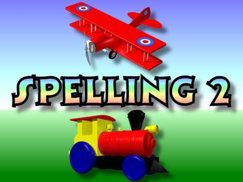 Children's: Spelling 2