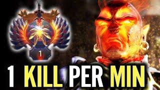 Insane Dodge - Ana [Ember Spirit] 1 Kill per Min - Immortal Ranked 7.17 Dota 2