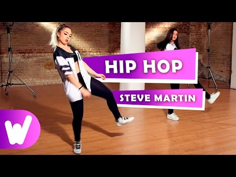 Cómo bailar HIP HOP | Paso Steve Martin