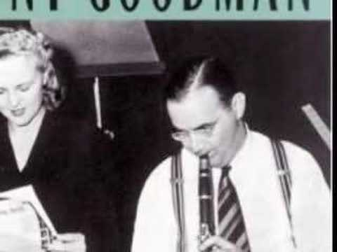 Stompin' At The Savoy (Benny Goodman Montage)