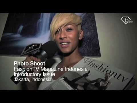 FashionTV Magazine Indonesia Behind the Scene - Taste Issue