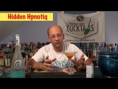 How To Make The Hidden Hpnotiq