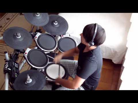 The River - Drum Cover (Good Charlotte ft. M. Shadows Synyster...