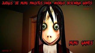 LOS JUEGOS DE MOMO PARA ANDROID - DESCARGA OFICIAL Y GRATIS - MOMO HORROR GAME
