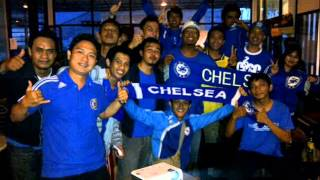 CISC ANTHEM - Chelsea Indonesia Supporter Club