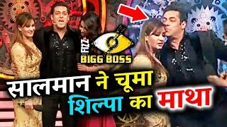 Shilpa Shinde's Bigg Boss 11 WINNING MOMENT - Salman Khan's SWEET GESTURE