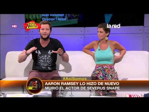 """Aaron Ramsey sumó una nueva """"víctima"""" tras gol"""