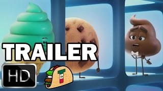 The Emoji Movie Official Trailer - En Español Latino (Adaptacion Mexicana :v)