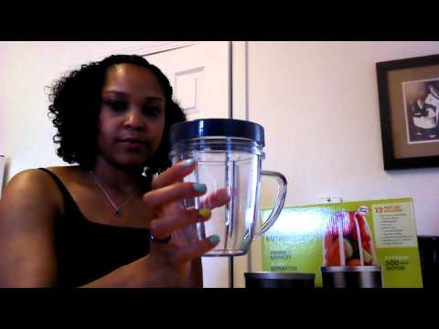 Product Review:Nutribullet