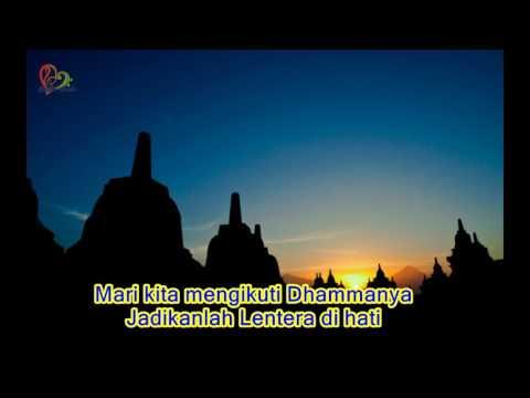 LAGU BUDDHIS LENTERA DUNIA
