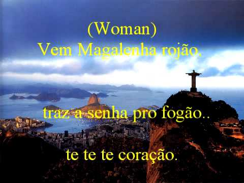 Sergio Mendes - Vem Magalenha (lyrics) video
