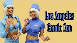 Cosplayers of Los Angeles Comic Con | 2018