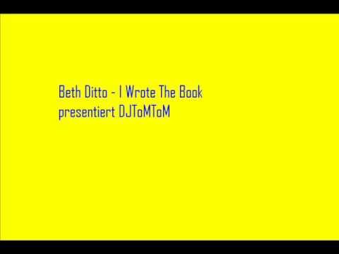 Beth Ditto  I Wrote The Book