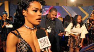 2016 Soul Train Awards Teyana Taylor