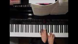 ABRSM piano grade 1 A:1 Daniel Gottlob Turk Das Ballet 2013/2014