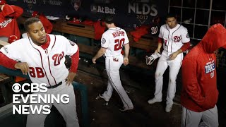 Washington Nationals head to the World Series
