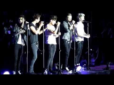 One Direction singing Moments in Paris (04.29.13) (HQ)