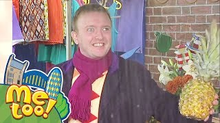 Me Too! -  Sunshine Fruit   Full Episode   TV Show for Kids