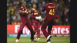 ICC T20 World Cup 2016 Final Carlos Brathwaite 4 Sixes Watch Every Moment of The Last Over