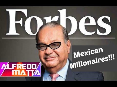 Hombre Mas Rico de Mexico 2014 Los Hombres Mas Ricos de