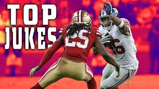 Top Jukes of 2018! | NFL Highlights