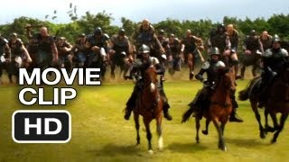 Jack the Giant Slayer Movie CLIP - Run!  (2013) - Nicholas Hoult Movie HD