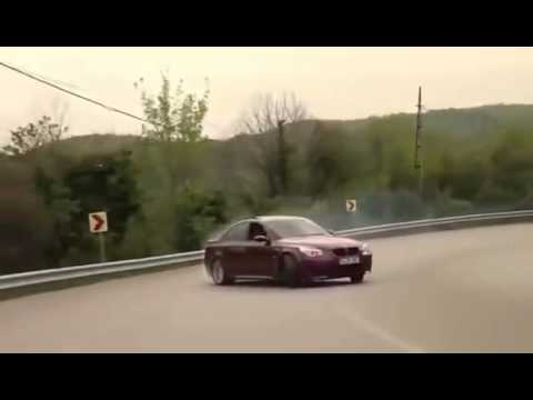 Drift Star - Bmw M5 Street drift in turkey