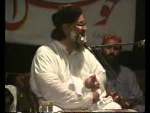 Maulana Ali Sher Haidri Mere Sar Pe Quran Sheyah Kafar Hai By. Zareef Shakir video