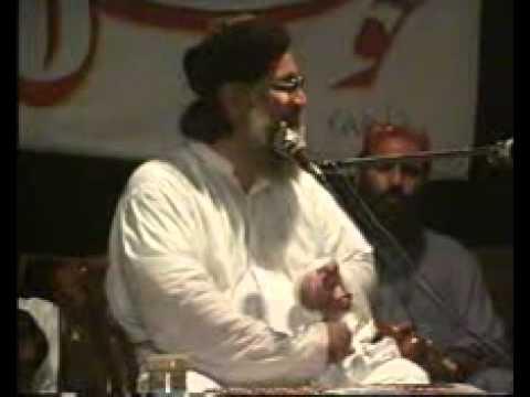 Maulana Ali Sher Haidri Mere Sar Pe Quran Sheyah Kafar Hai By. Zareef Shakir video