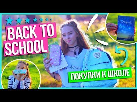 Back To School 2017 готовимся к школе: КАНЦТОВАРЫ / покупки / рекомендации / модный приговор / учеба