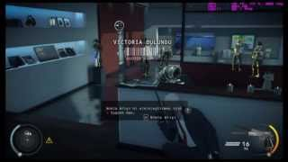 Hitman Absolution Gameplay mission 1 - HD