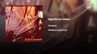 Vesania - Algorfocus Nefas