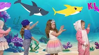 ABC Kinder TV   Baby Shark  Kinderlied Nursery Rhymes  Kids Songs  Sing  Dance  ABC KIT TV