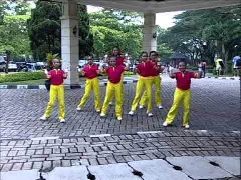 Senam Ria Indonesia Baru4 By Adrian video