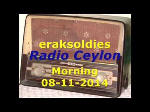 Radio Ceylon 08-11-2014~Saturday Morning~03 Aapki Pasand