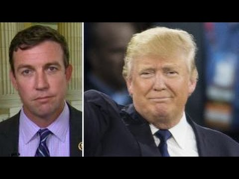Rep. Duncan Hunter: Trump wants NATO to pull its own weight