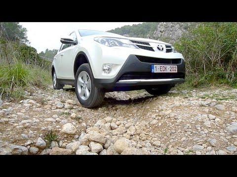 (PL) Toyota RAV4 2013 - Test i Jazda Próbna