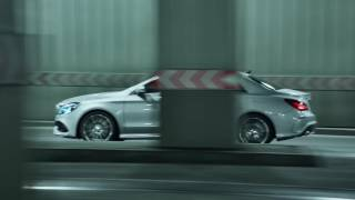 The New Mercedes-Benz CLA Commercial - Mercedes-Benz Singapore