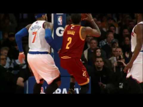 Kyrie Irving Instructional: Mastering The Art Of The Layup