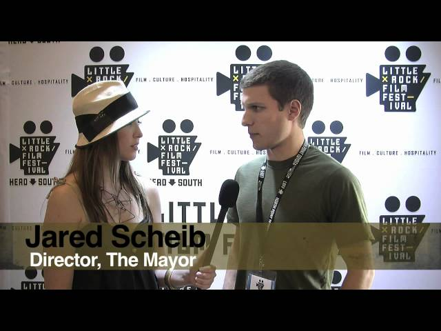 An Interview with Jared Scheib LRFF 2012
