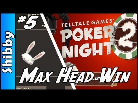 Poker Night 2 Max Mask