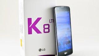 LG K8 Обзор