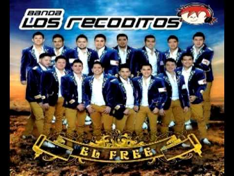 El free - Banda Los Recoditos (Estreno 2013) Cd El free