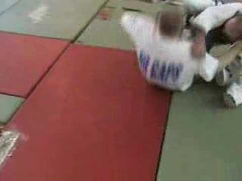 Scissor to Ankle Lock - Serbia Sambo Training Camp Image 1