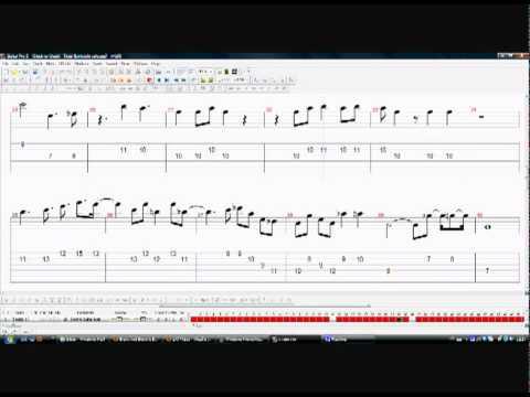Cheek to cheek - Peter Bernstein solo transcription