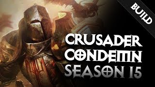 Diablo 3 - CRUSADER AKKHAN CONDEMN BUILD (Patch 2.6.1 / Season 15) - PWilhelm