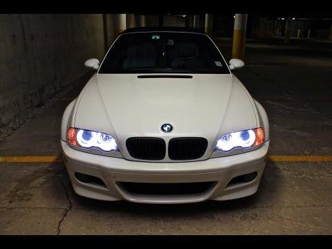 Understated Media Alpine White E46 M3 Feature Youtube